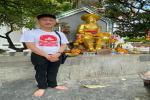 เที่ยวกรุงเทพ ธนบุรี วัดอินทารามวรวิหาร (Travel Bangkok, Thonburi, Wat Intharam Worawihan)