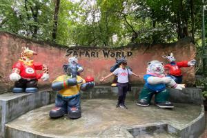 เที่ยวกรุงเทพ คลองสามวา ซาฟารีเวิลด์ (Travel Bangkok, Khlongsamwa, safariworld)